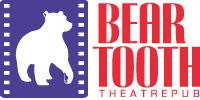 Bear Tooth Theatrepub logo